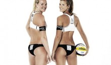 British Beach Volleyball Team To Wear Barcodes On Their Butts (Pics)