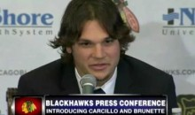 Will Someone Please Get Dan Carcillo The Vancouver Canucks' Updated Roster (Video)