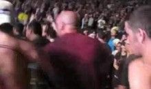 Dana White Steps Into The Mosh Pit At A Rage Against The Machine Concert (Video)