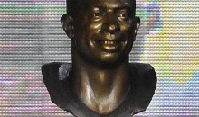 Deion Sanders' Bust Looks Nothing Like Deion Sanders (Pics)