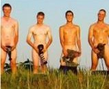College Golf Team Suspended For Partially Nude Photo (Picture)