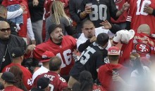Extreme Violence at 49ers-Raiders Preseason Game On Saturday (Video)