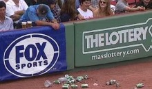 Infield Party At Fenway! (Video)