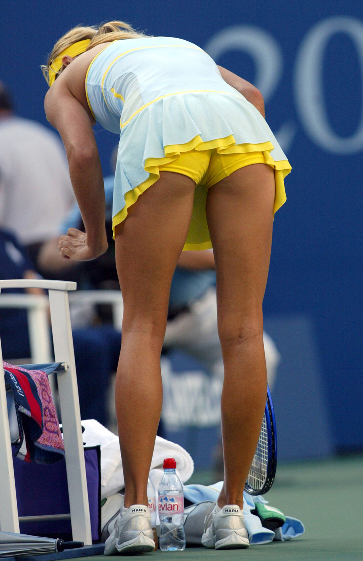 Picture Of The Day: Legs That Go For Days | Total Pro Sports