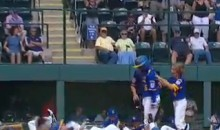 Elaborate Home Run Celebration At The Little League World Series (Video)