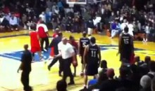 Matt Barnes Is Spending His Off-Season Punching People As Well (Video)