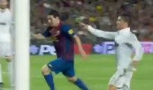 Yet Another Sick Goal By Lionel Messi (Video)