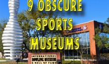 9 Obscure Sports Museums
