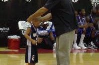 5-Year-Old Wins Under-19 Basketball Title (Video)