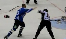 Russia Brings Us One Of The Worst Fights In Hockey History (Video)