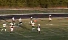 How's This For A High School Football Team's First Ever Play? (Video)