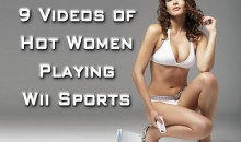 9 Videos of Hot Women Playing Wii Sports