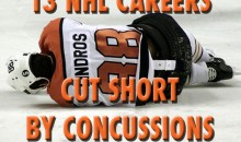 13 NHL Careers Cut Short By Concussions