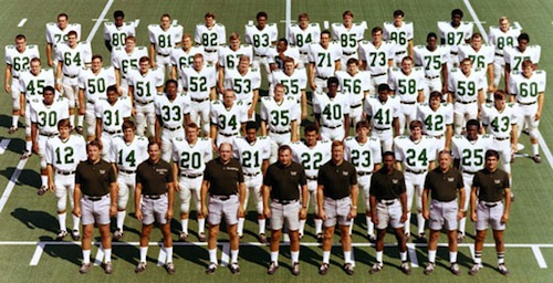 1970 Marshall University Football Team