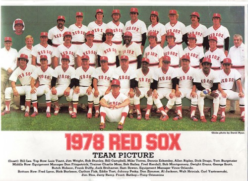 1978 red sox