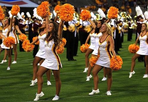 arizona state cheerleaders