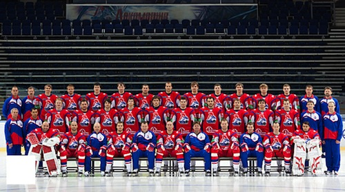2011 lokomotiv team photo