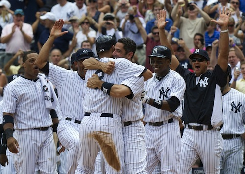 2011 new york yankees