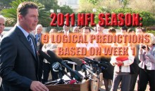 2011 NFL Season: 9 Logical Predictions Based On Week 1