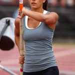 Allison Stokke- Pole Vault