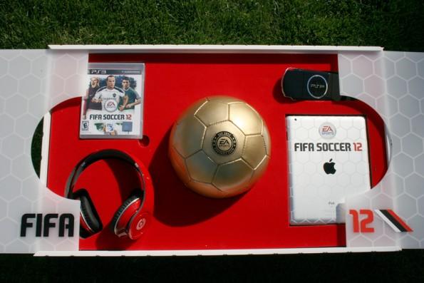 EA FIFA 12 VIP Kit