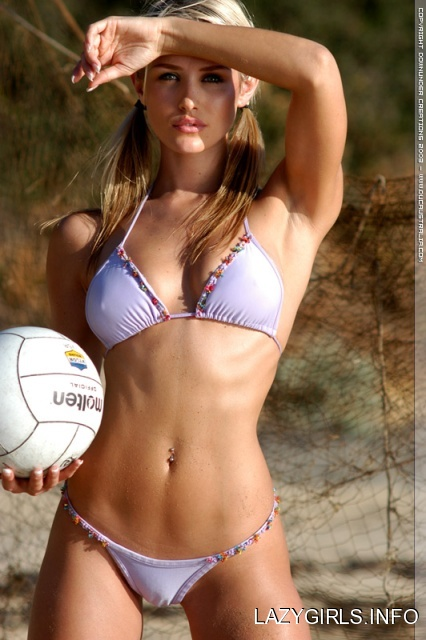 volleyball sexiest