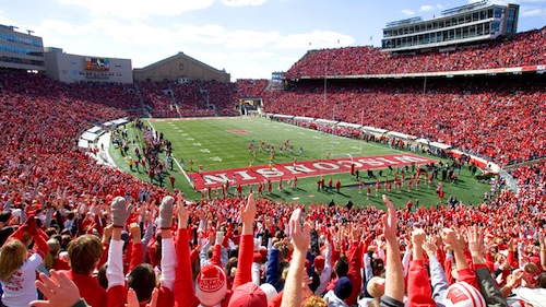 Wisconsin Camp Randall Stadium