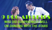 9 Pro Athletes Who Did Surprisingly Well On Dancing With The Stars