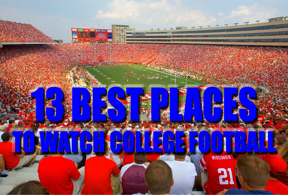 best college football stadiums