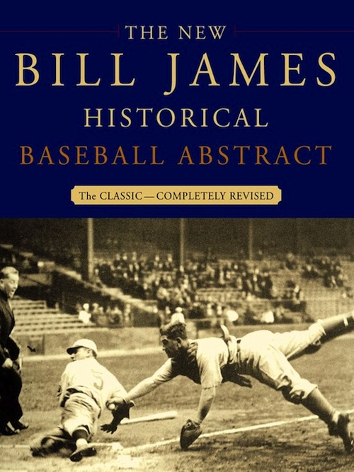 bill james historical baseball abstract