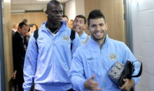 Picture Of The Day: Tevez Drops Photobomb On Teammates