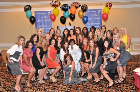 cheerleader reunion milfs