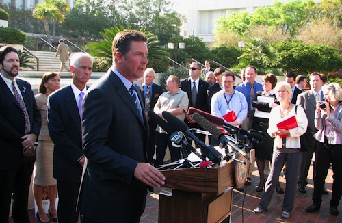 dan marino press conferance