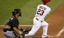 Stat Line Of The Night — 9/21/11 — David Freese