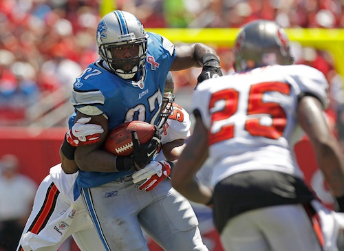 Detroit Lions  Tampa Bay Buccaneers 2011 week 1