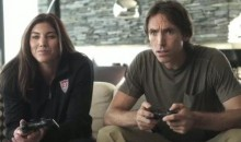 Hope Solo vs. Steve Nash In FIFA 12: Who Ya Got? (Video)