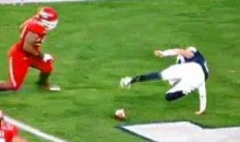 Jake Heaps' Fumble Is College Football's Most Embarrassing Play Of 2011 (Video)