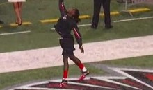 Julio Jones Has Some Mad Hops (Video)