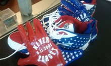 Lance Briggs Will Honor 9/11 Victims On Sunday With These Shoes And Gloves (Pics)