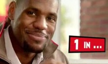 LeBron James Pokes Fun At Himself In McDonalds Monopoly Commercial (Video)