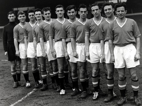 manchester united 1958 munich air disaster plane crash