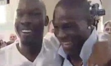 Italian Prison Inmates Sure Do Love Mario Balotelli (Video)