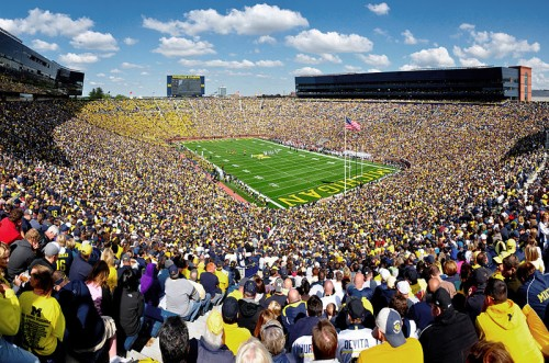 michigan stadium the big house