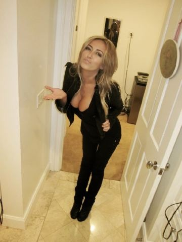 Picture Of The Day: Gretzky's Daughter Is A