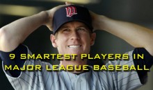 9 Smartest Players In Major League Baseball