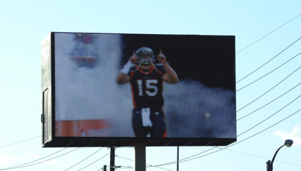 tebow billboard