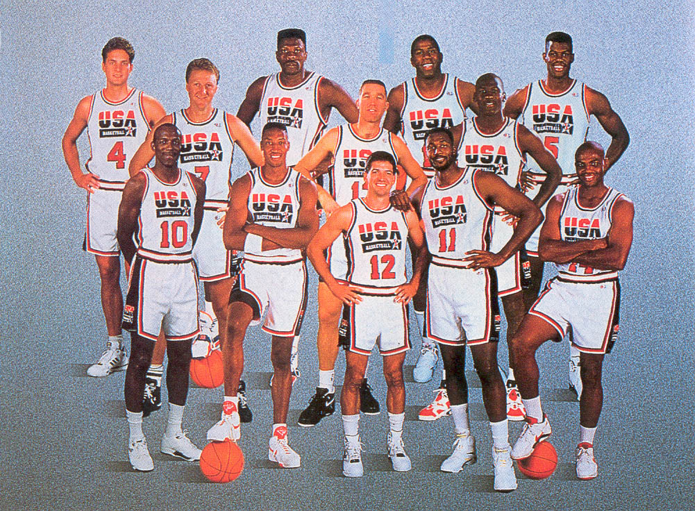This Day In Sports History (September 21st) -- United States Dream Team | Total Pro Sports
