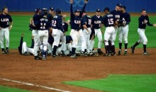 This Day In Sports History (September 27th) – United States Men's Olympic Baseball Team