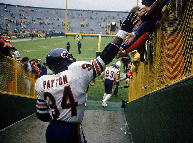 Walter Payton: Chicago's Enduring Football Legend