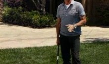Trick Shots With Wayne Gretzky (Video)